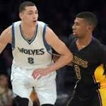 Timberwolves teens teach Lakers a lesson