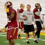 New Redskins defensive coordinator making presence felt