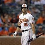 Davis hits 2 homers, Orioles beat Astros 5-4
