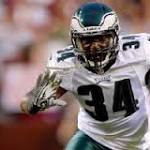 Eagles trade Bryce Brown to Bills