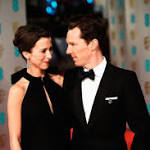 Benedict Cumberbatch weds Sophie Hunter at the Isle of Wight
