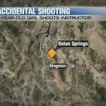 Girl, 9, Accidentally Kills Shooting Instructor with Machine Gun