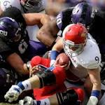 Horned Frogs Pull Away From Jayhawks, 27-17