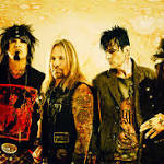 Motley Crue plans 'to go out guns blazing'