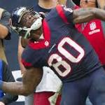 "WR Johnson wants to finish career with Texans, ""couldn't imagine"" playing for ..."