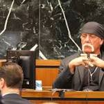 Hulk Hogan separates persona from person in sex tape trial