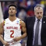 Terps knocked out of NCAA tournament by West Virginia, 69-59