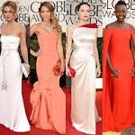 "Golden Globes Fashion: What Will Be This Year's ""It"" Color?"