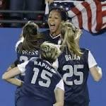 US WNT Tops Canada 1-0 to Open 2014 in Front of 20862 Fans in Frisco, Texas