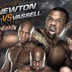 Bellator 130 results and recap: Newton submits Vassell, Lashley stops ...
