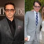 Robert Downey Jr. says he'll ask Matthew Broderick's permission to see ex ...