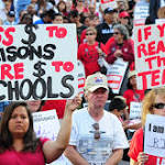 The fall of teachers unions
