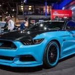 Ford teams up with Petty's Garage to offer special edition Mustang GTs