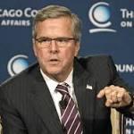 Jeb Bush: 'I'm my own man,' but he's using Bush 41 & 43 advisers