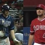 New Angel in the outfield: Joyce aboard, Jepsen to Rays