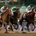 Breeders' Cup: Mucho Macho Man wins Breeders' Cup Classic in photo finish