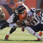 Five takeaways from Pats-Broncos game