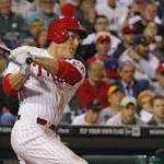 Philadelphia Phillies activate Chase Utley from the disabled list
