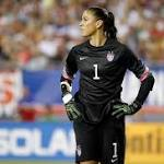 Documents reveal new details about Hope Solo's actions last June