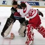 Red Wings hoping for an alumni showdown prior to outdoor game against ...
