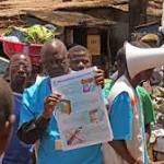 Health Ministers: Ebola Outbreak Needs Stronger Response