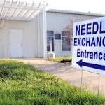 Ind. lawmakers ponder legalizing needle exchange