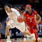 Lady Vols beat St. John's 67-51 by shutting down Red Storm offense in second half
