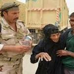 Iraqi forces focus on militants in north and west Fallujah