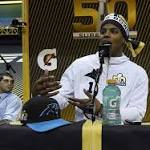 Challenges remain for Panthers' Cam Newton
