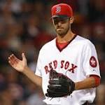 Rick Porcello's plan started strong, fizzled in 4th