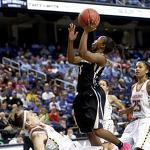 Wake Forest women fall to Maryland 92-81 in OT at ACC tournament