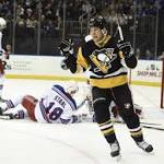 Pittsburgh Penguins showing grit, battling injuries, winning games