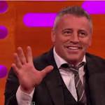 Watch: Matt LeBlanc Reprises 'Friends' Musical Moments on 'Graham Norton ...