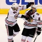 Blackhawks force Game 7 with 4-3 win vs. Kings