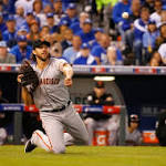 Madison Bumgarner, Giants beat Royals in World Series Game 1, 7-1