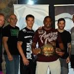 BattleGrounds MMA: ONE Weigh-in Results and Tournament Match-ups