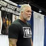Kevin Nash of WWE Arrested for Assaulting Son