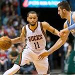 NBA: Bucks stay together after trade, top Nuggets
