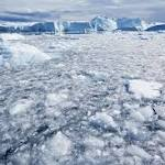 Greenland glacier QUADRUPLES speed, swells seas