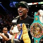No Surprise: Mayweather-Maidana Official at MGM Grand