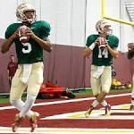 FSU backup QB Jacob Coker to transfer; reports say Alabama interested