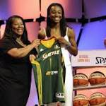 Sky's top pick Cheyenne Parker comes with risk; Jewell Loyd goes No. 1 to Seattle