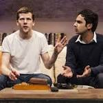 'The Spoils' review: No victors in mean-streaked play written by and starring ...
