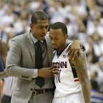 College Basketball: Duke opens with rout, UConn rallies to survive scare from ...