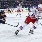 Rangers at Blues 10.15.16 Pregame Notes