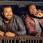 Riding along with Kevin Hart and Ice Cube