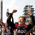 Ganassi hires Ryan Briscoe to drive 4th car