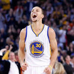Warriors' Stephen Curry No. 1 in NBA All-Star balloting.