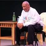 Bill Cosby: Fans and protestors clash at live show