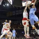North Carolina's season ends in NCAA Tournament's Sweet 16